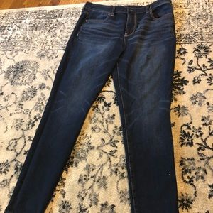 American eagle dream Jean high waisted jegging 14